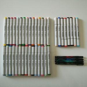 copic markers prismacolor markers art set bundle